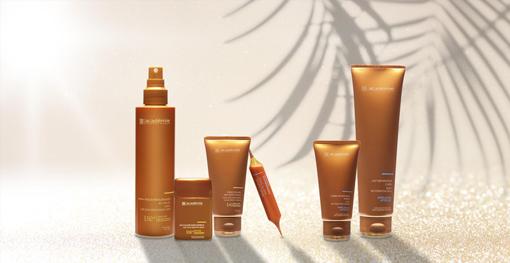 Уход за кожей лица летом * Средства в летний период и особенности