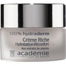 Крем Rich Academie : питательный увлажняющий крем для сухой кожи