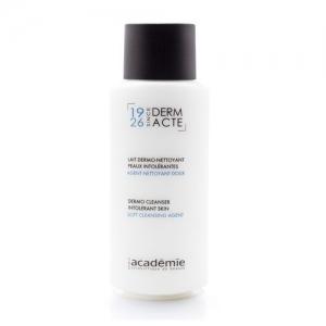 Мягкое очищающее средство для чувствительной кожи Derm Acte (Lait dermo-nettoyant reaux intolerantes agent nettoyant doux)